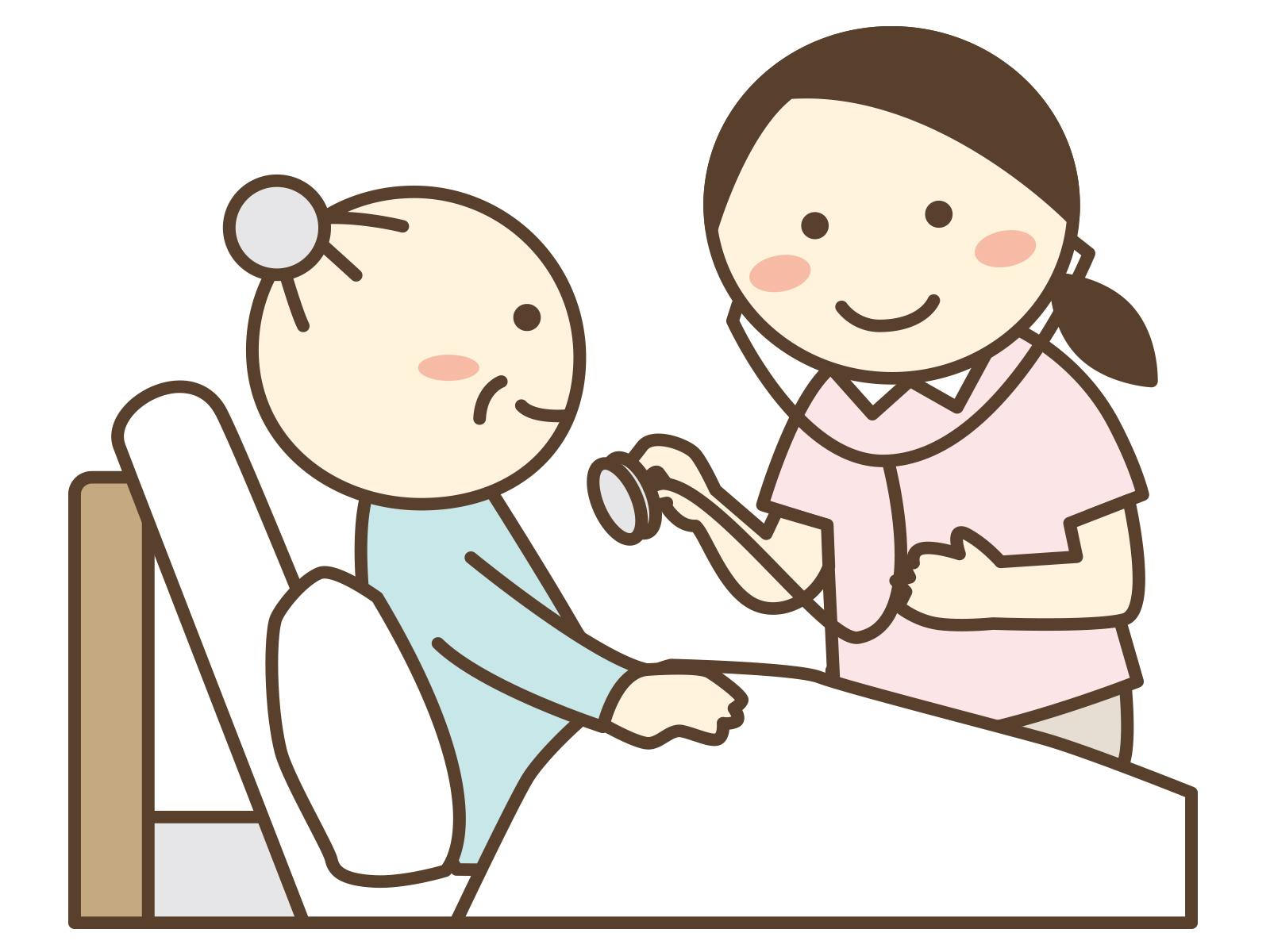 介護における床ずれの予防と治療について