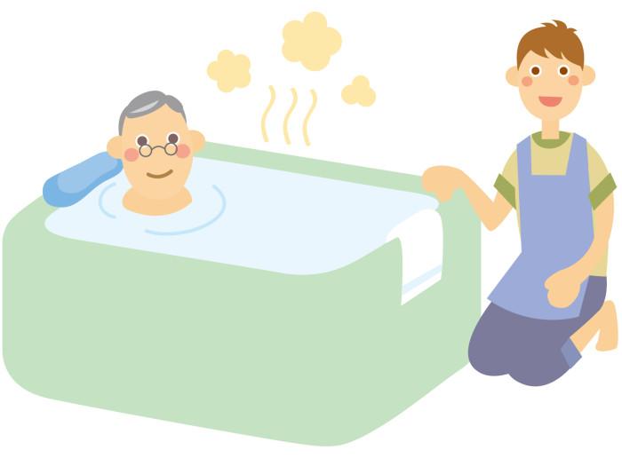 介護入浴介助