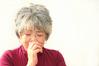 高齢者の悲しみ