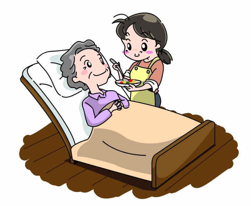 寝たきりなどの高齢者のベッド上の移動