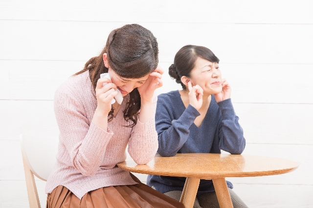 親と同居の長男の嫁の悩み
