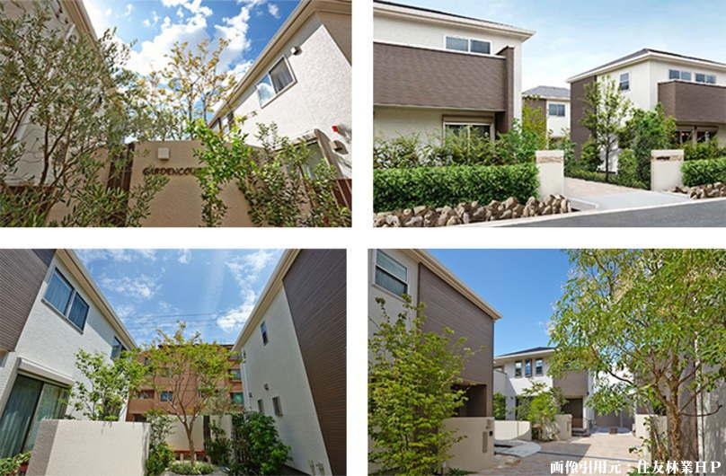 戸建賃貸住宅建設という土地活用