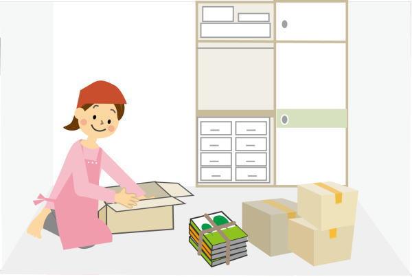 親の家の片付け・親の遺品整理