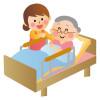 動画でわかる!ベッドから簡単に起き上がらせる介助介護テクニック