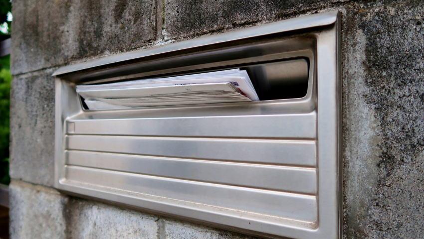 空き家の実家に届く親宛の郵便物を子供への転送や停止の方法