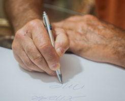自筆証書遺言が民法改正で書きやすくなった