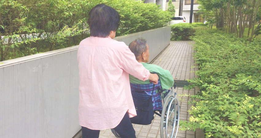 老老介護の割合が増えている現状で子供のできる対策や解決は?