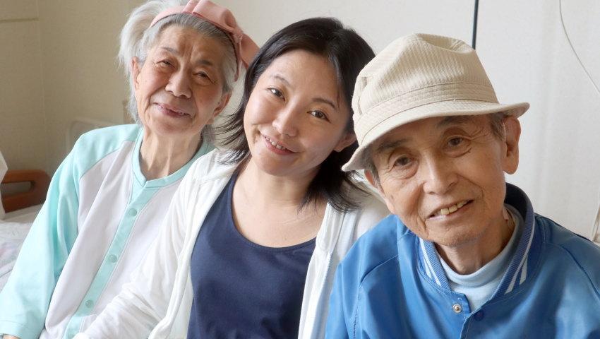高齢の親の老人ホーム探し