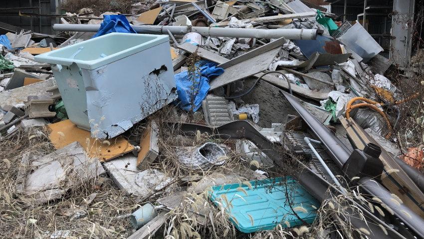 空き家の実家の解体を自分で行う時の廃棄処分場の確保