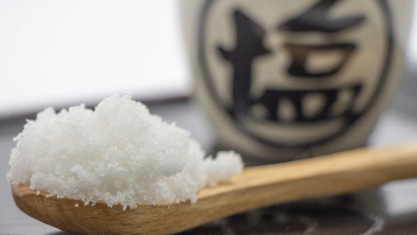 【塩】を撒いて雑草駆除