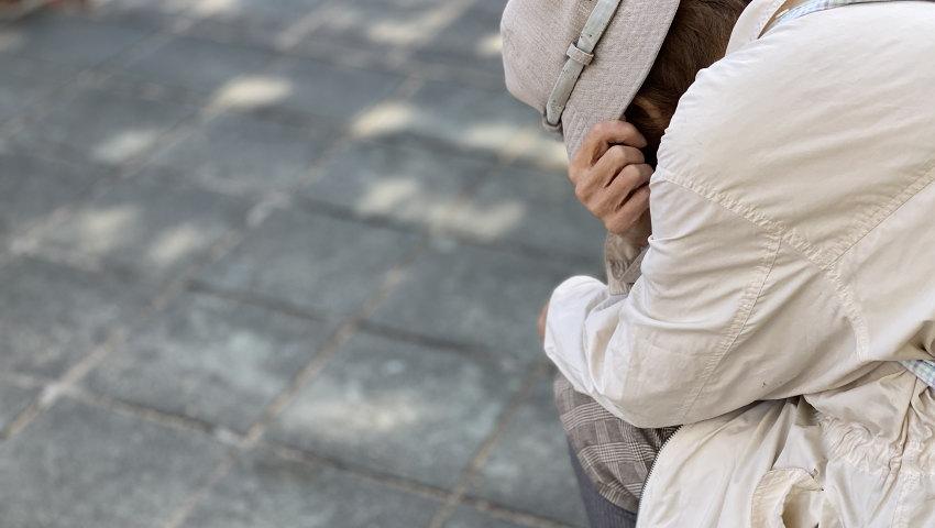 老人ホームへの面会から帰る時はいつも涙が溢れるし罪悪感はハンパない