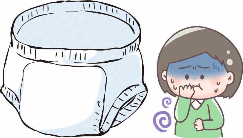 介護 臭い オムツ